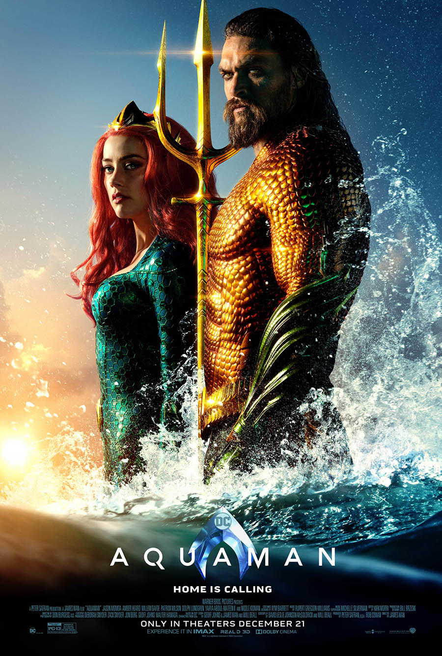 Doctor Who Christmas Special Theaters.Aquaman Fandango