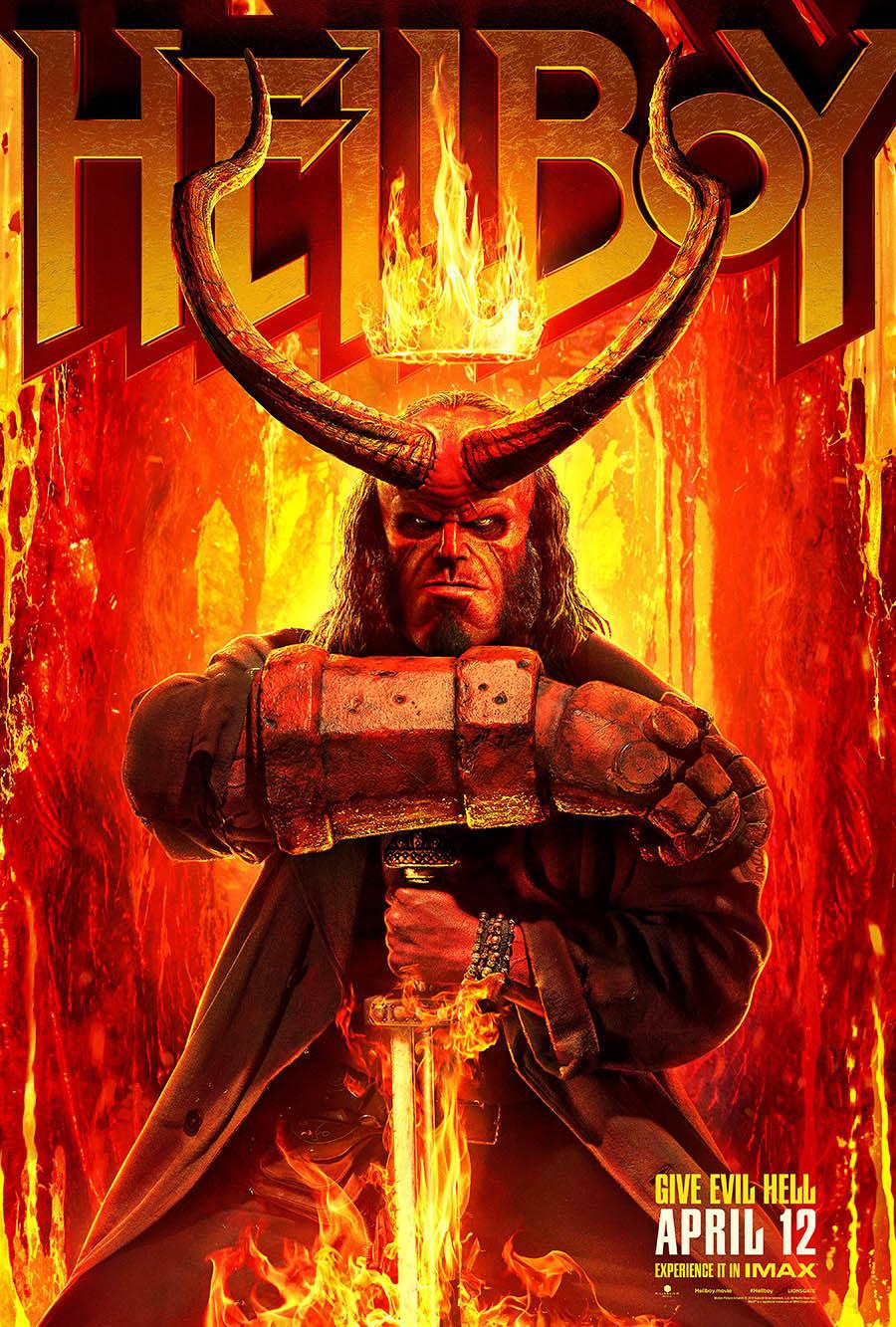 Hellboy 2019 Fandango