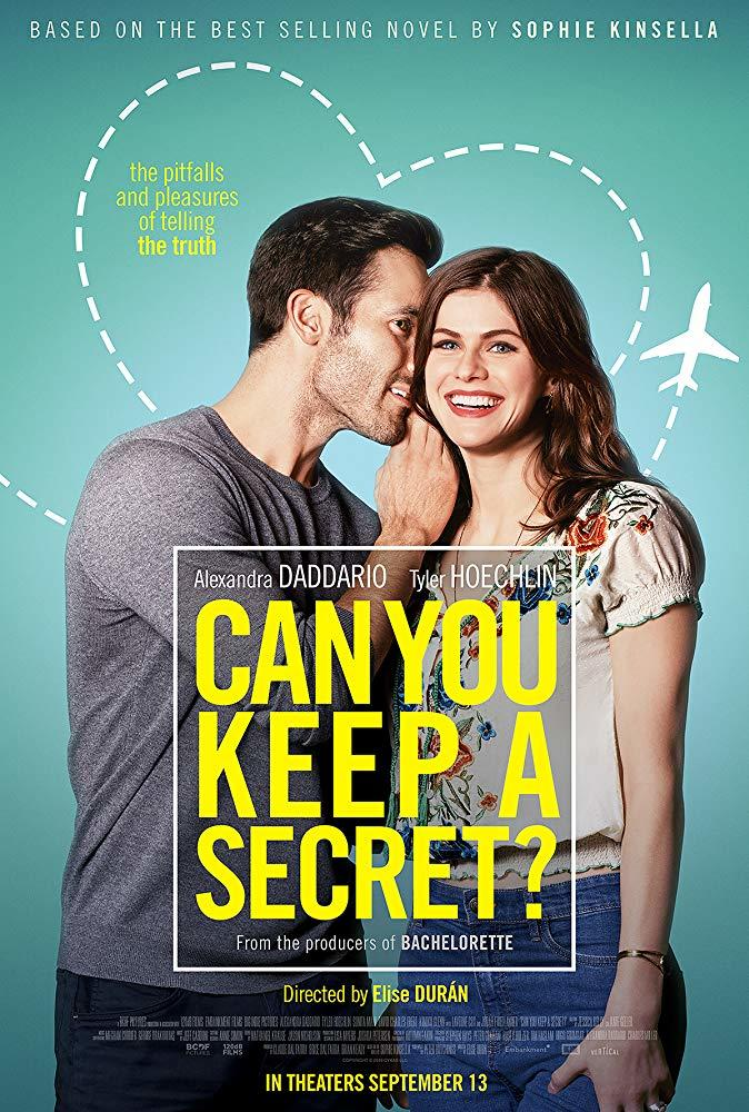 Image result for can you keep a secret