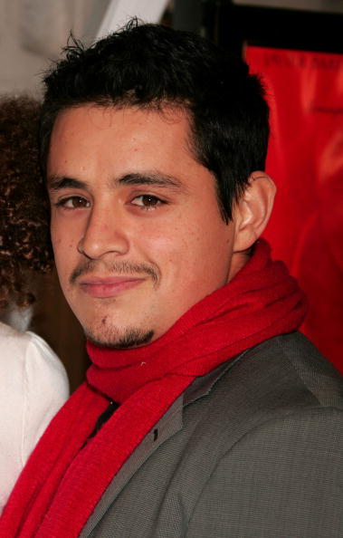 Actor Jesse Garcia at the screening of