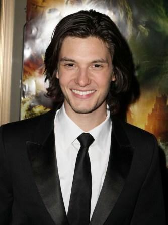 Ben Barnes at the New York premiere of