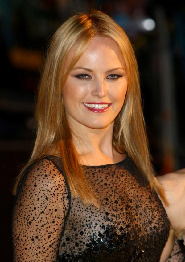 Malin Akerman at the UK premiere of