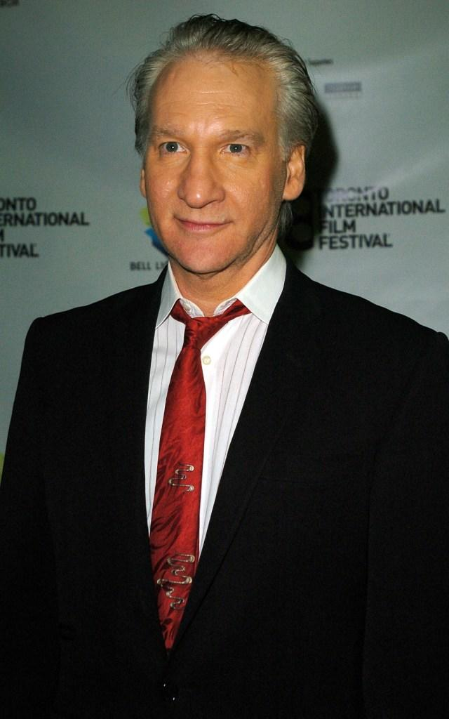Bill Maher at the Canada premiere of