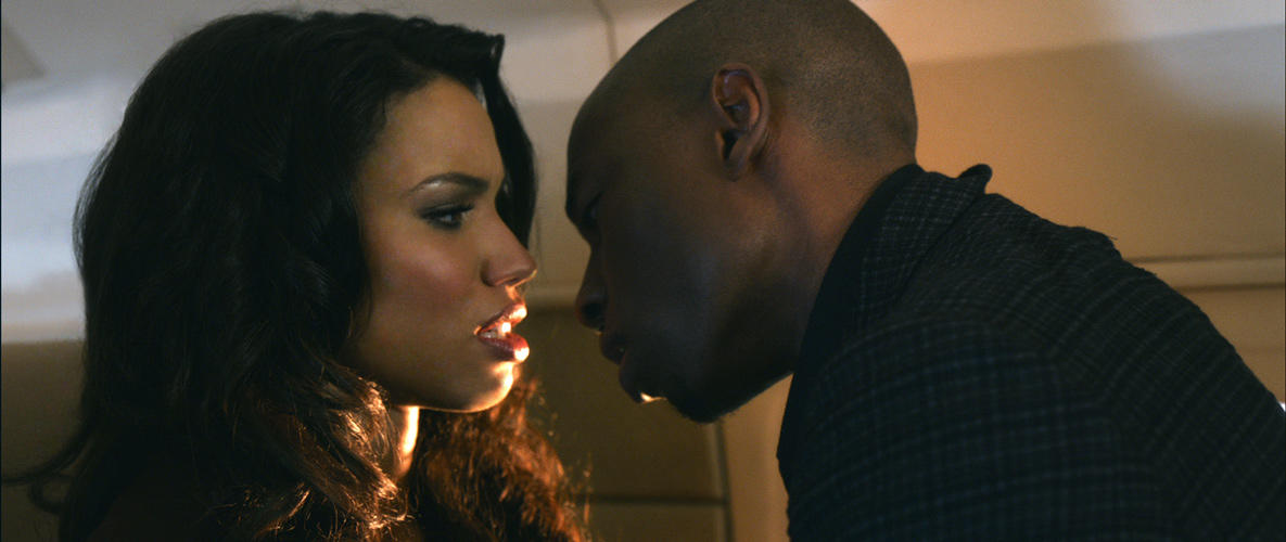 Jurnee Smollett as Judith and Robbie Jones as Harley in