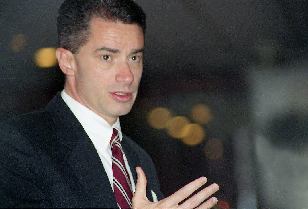 Jim McGreevey in