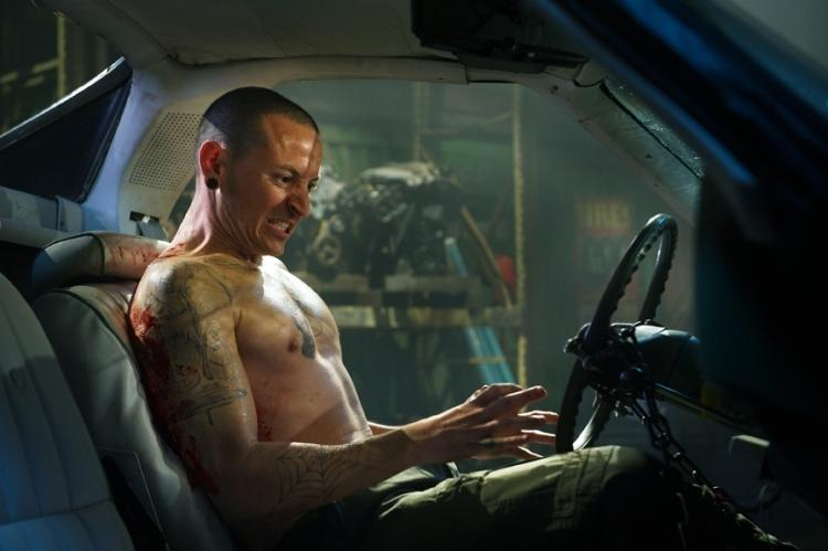 Chester Bennington as Evan in