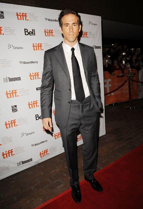 Ryan Reynolds at the Canada premiere of