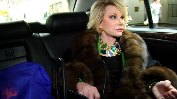 Joan Rivers in