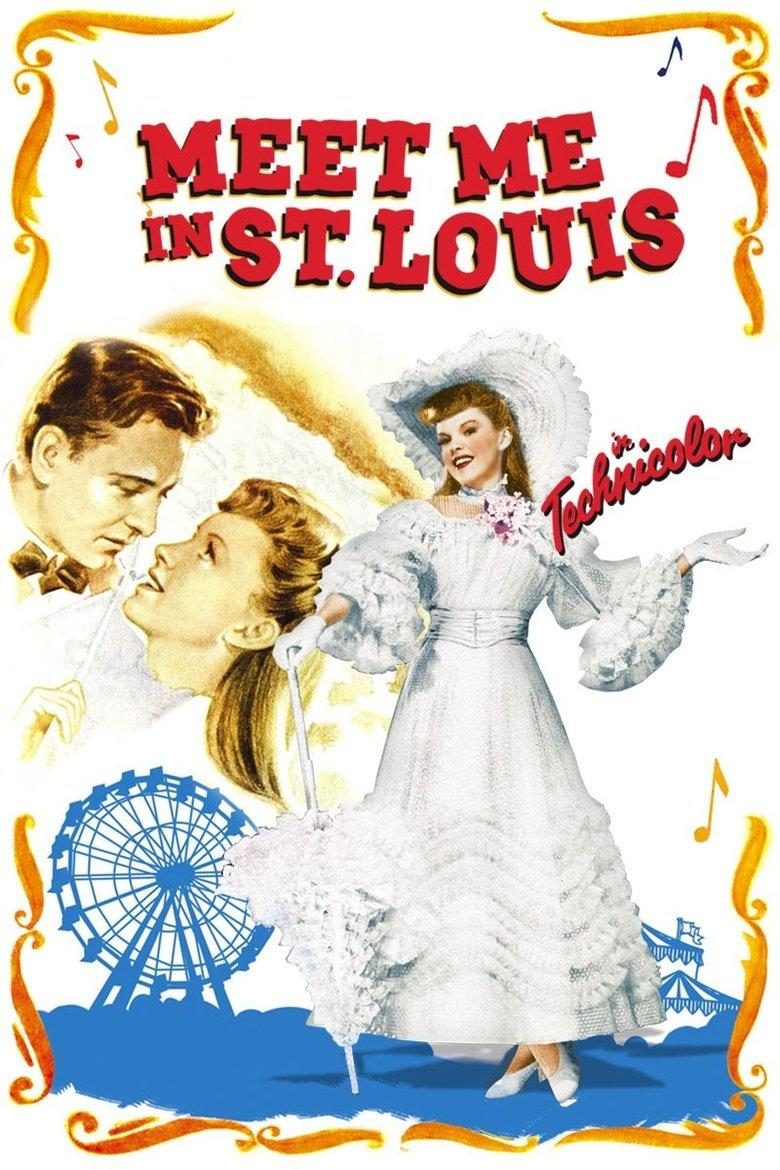 Meet Me in St. Louis poster art