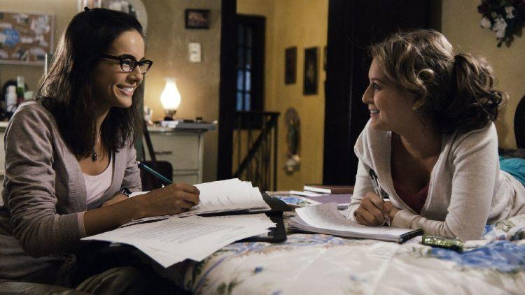 Camilla Belle as Nora and Alexa Vega as Mary in