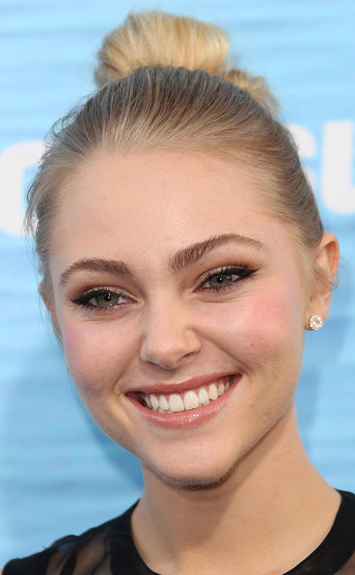 AnnaSophia Robb at the California premiere of