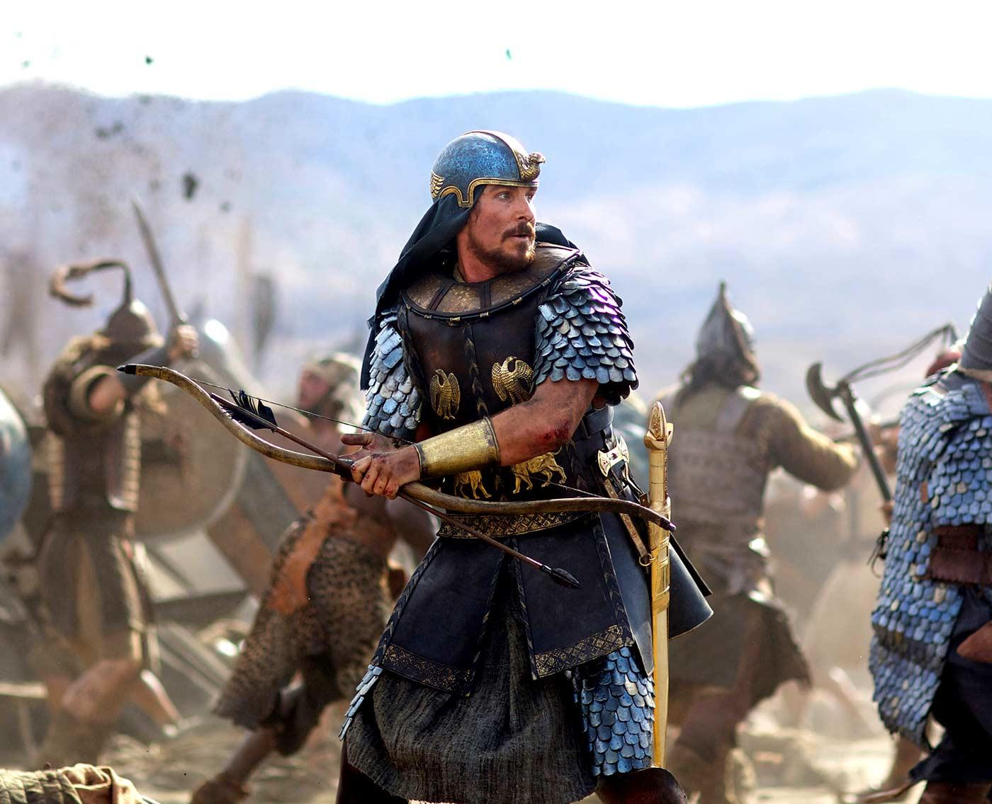 christian bale in exodus