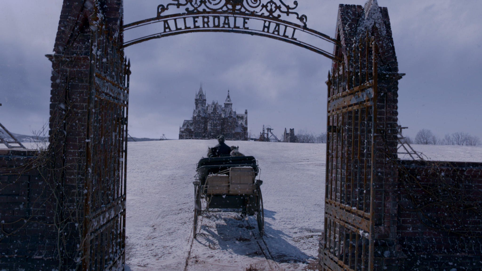 Check out all the movie photos of ' Crimson Peak'