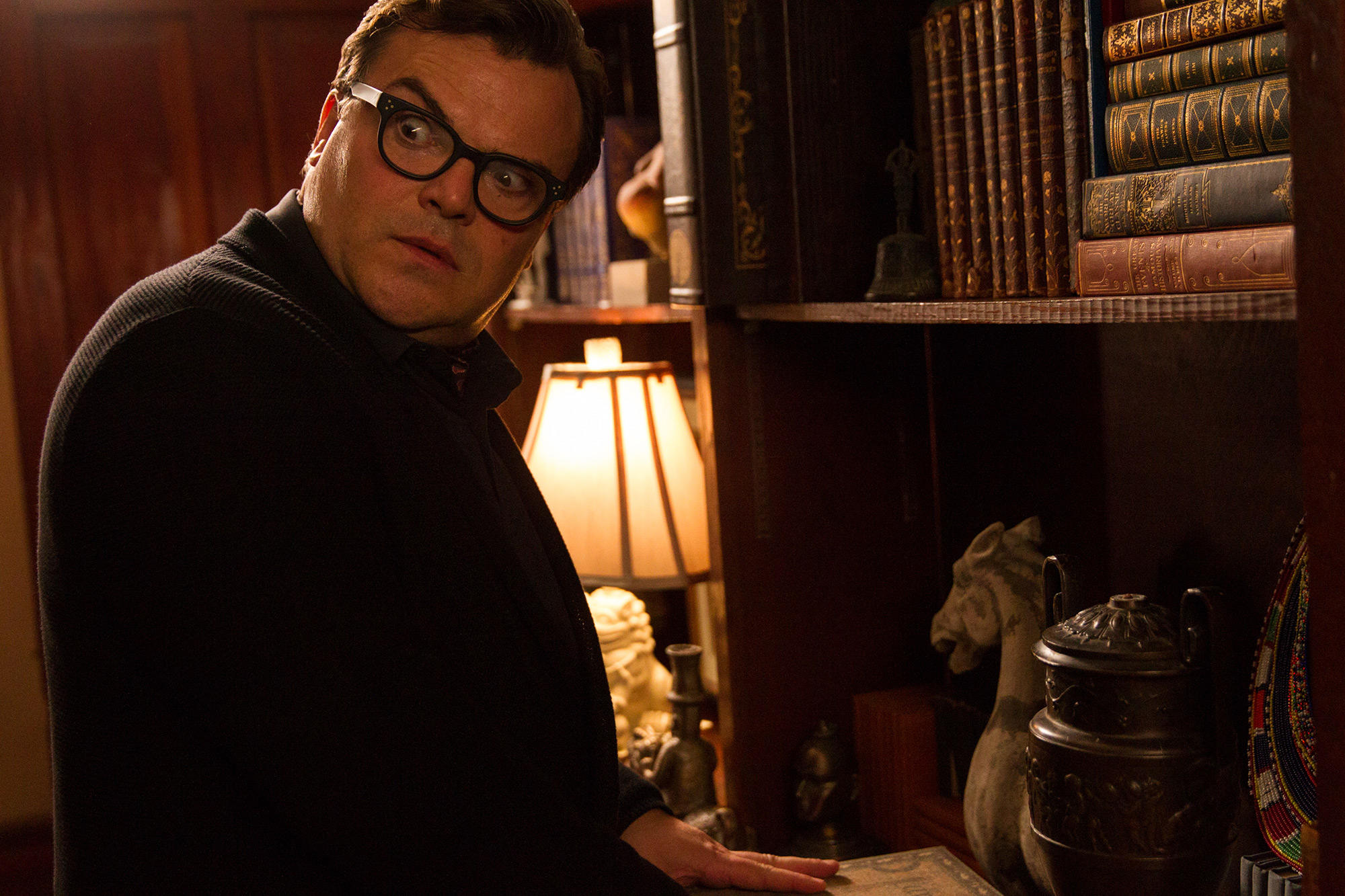 Check out the movie photos of 'Goosebumps'