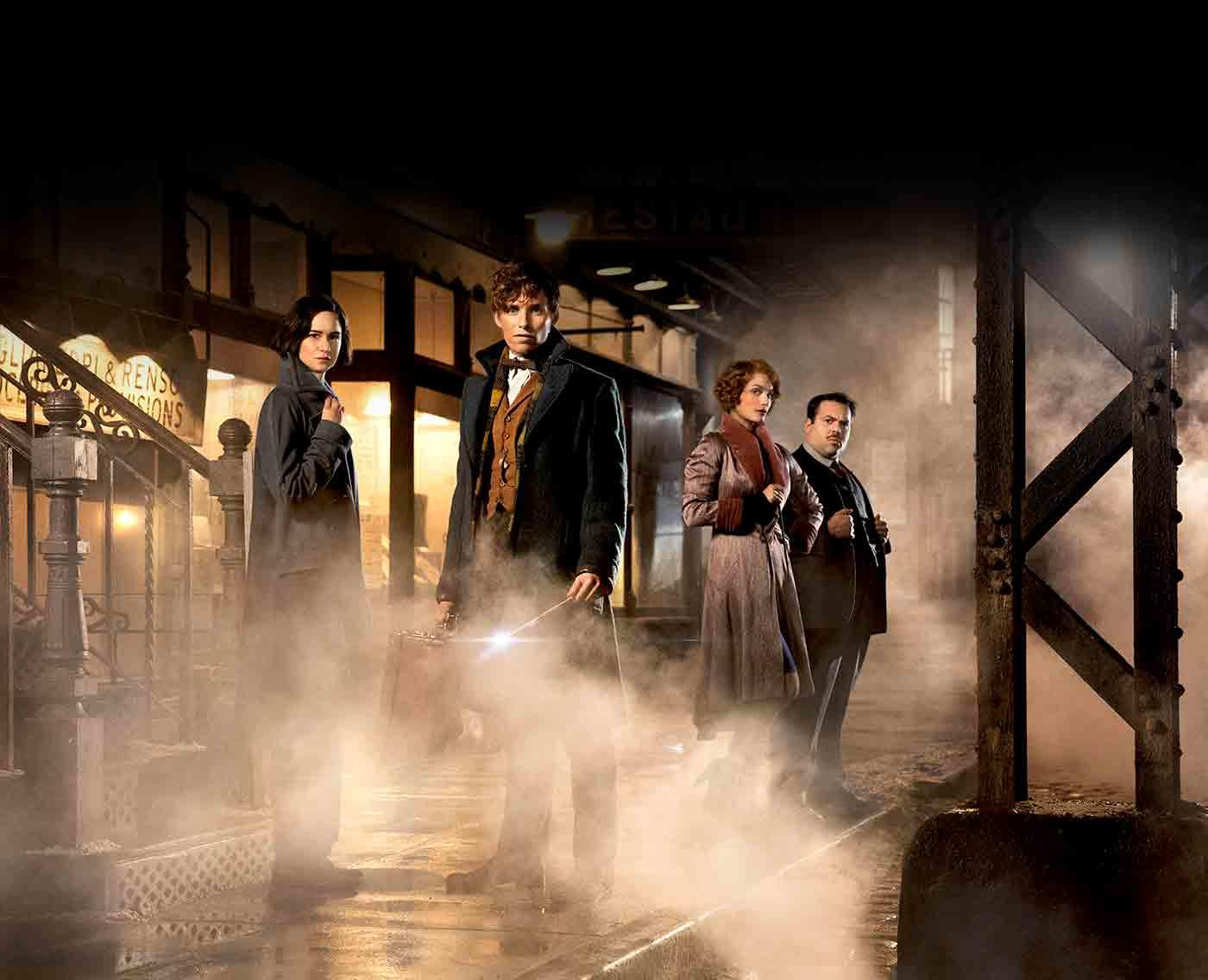 Check out the movie photos of 'Fantastic Beasts and Where to Find Them'