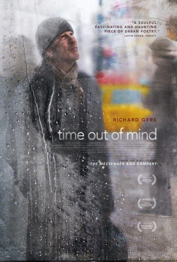 TIME OUT OF MIND ART