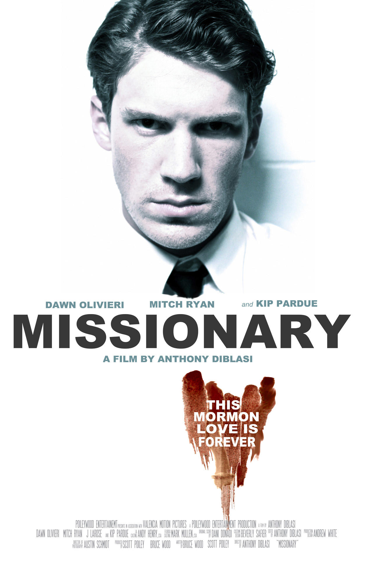 Missionary poster art
