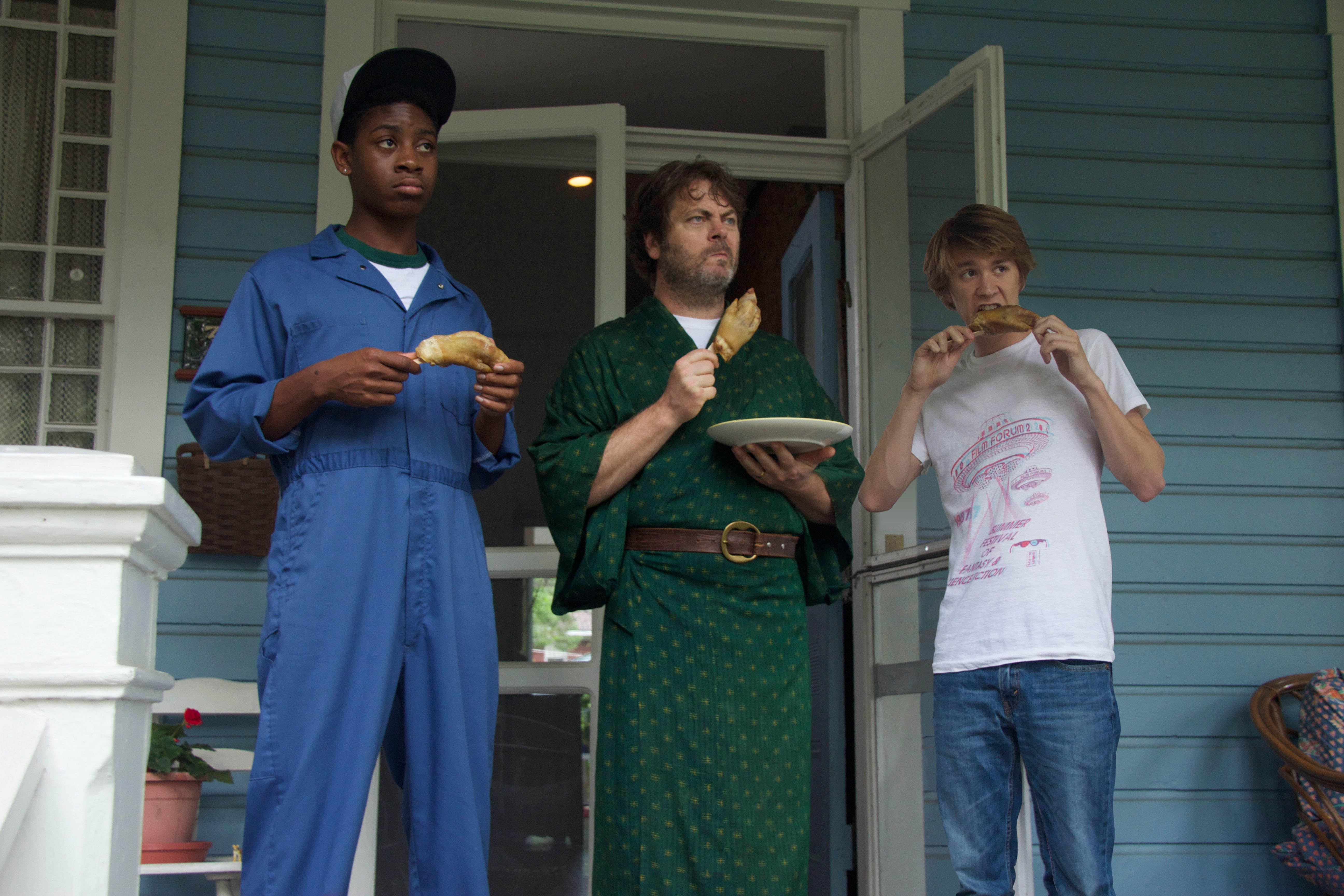 Check out the movie photos of 'Me and Earl and The Dying Girl'