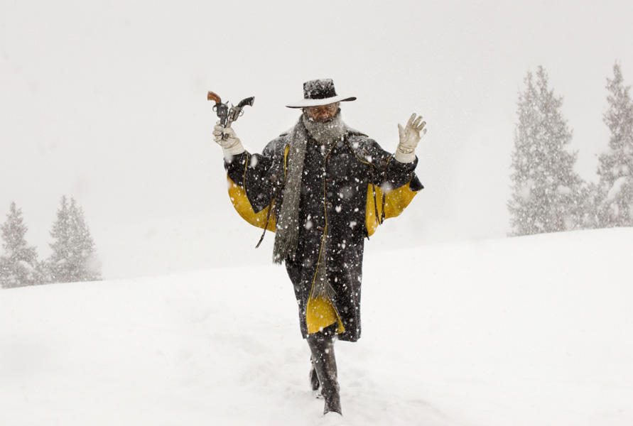 Check out the movie photos of 'The Hateful Eight'