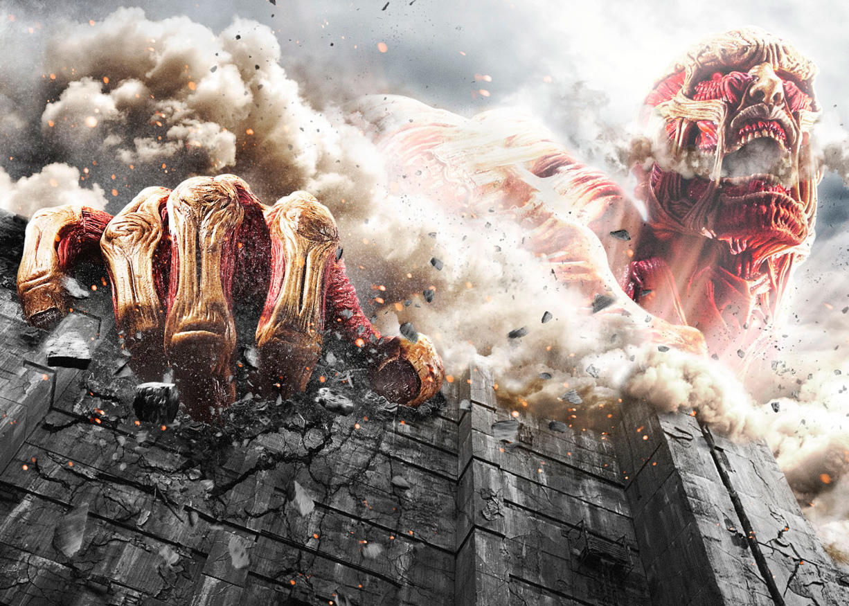 Check out the movie photos of 'Attack On Titan - Part One'