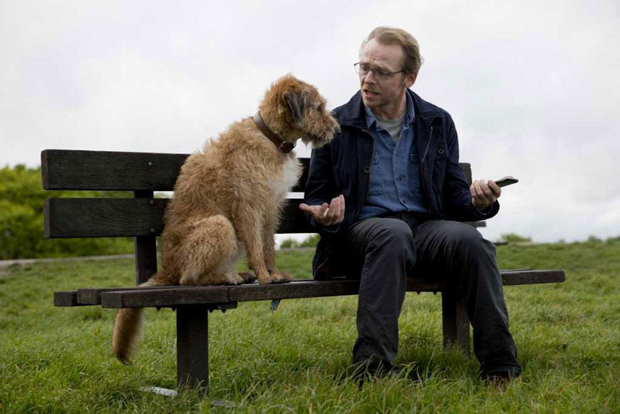 Check out the movie photos of 'Absolutely Anything'
