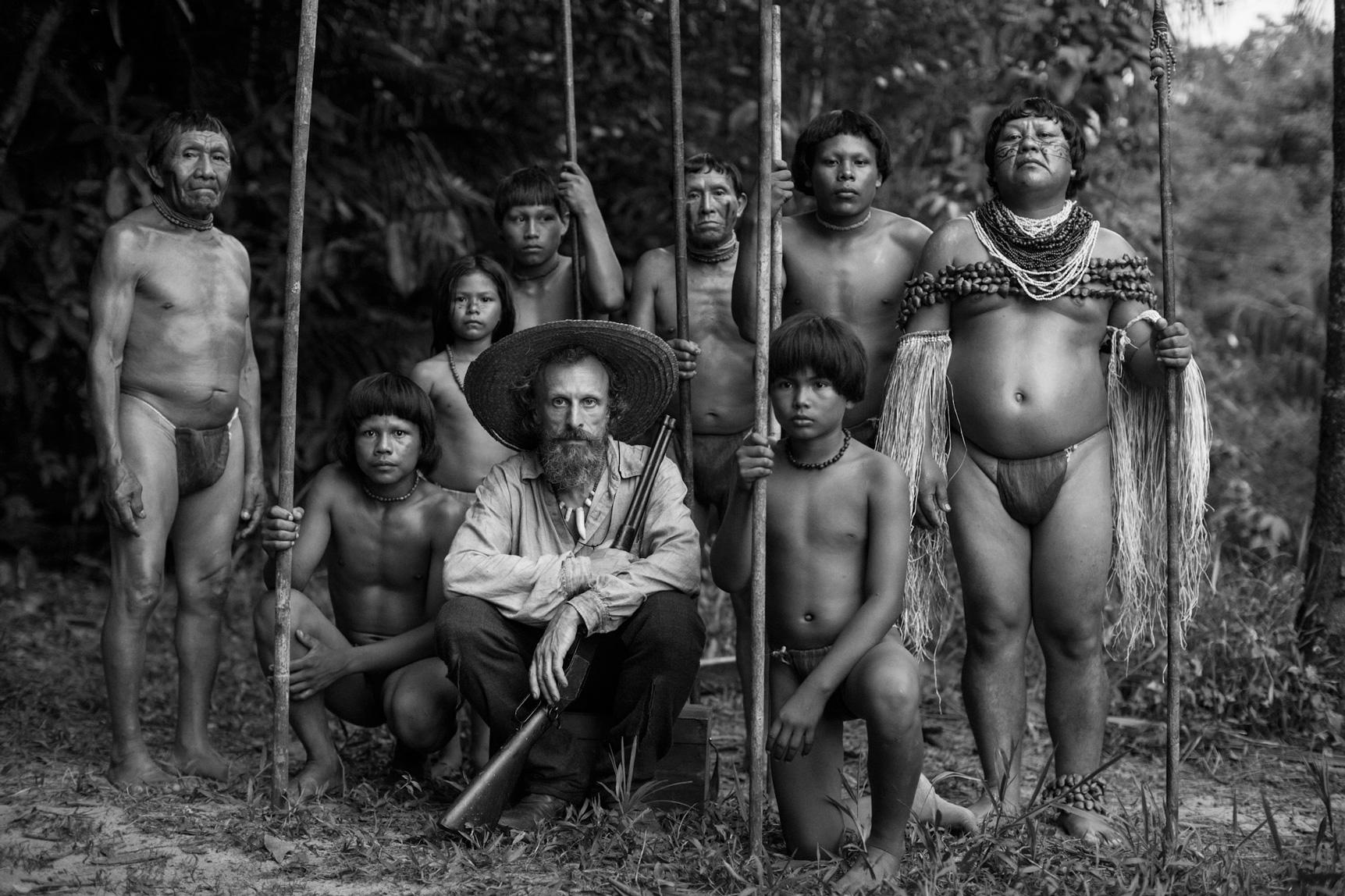 Check out the movie photos of 'Embrace of the Serpent'