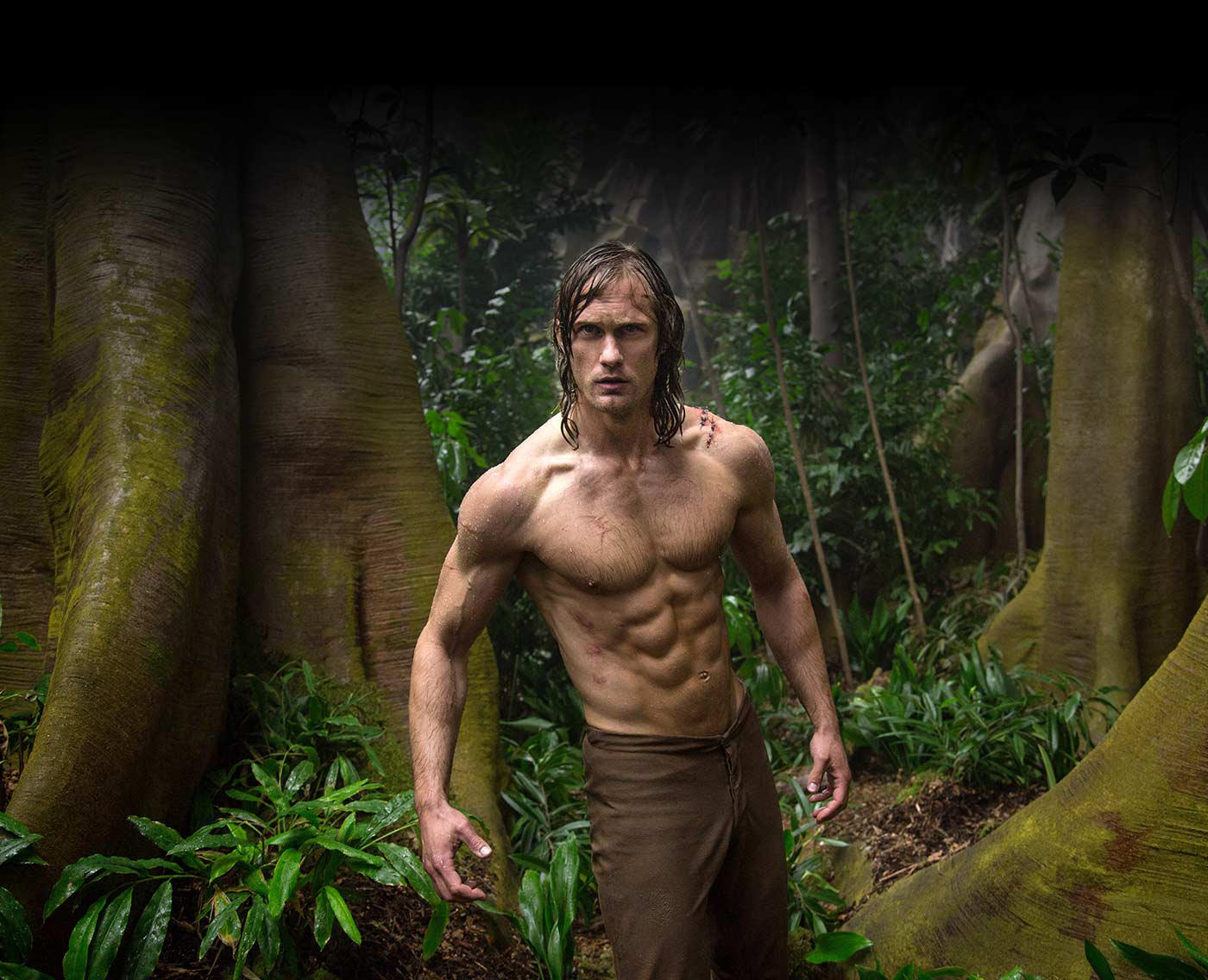 Check out the movie photos of 'The Legend of Tarzan'