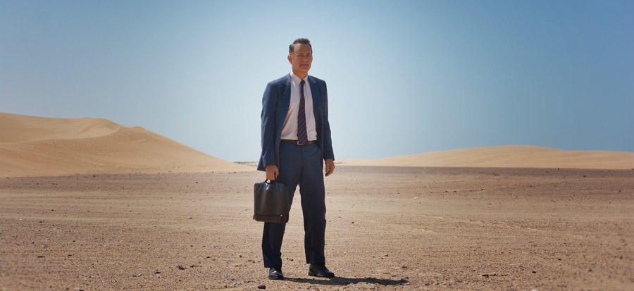 Tom Hanks in A Hologram for the King
