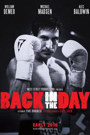 Back in the Day poster