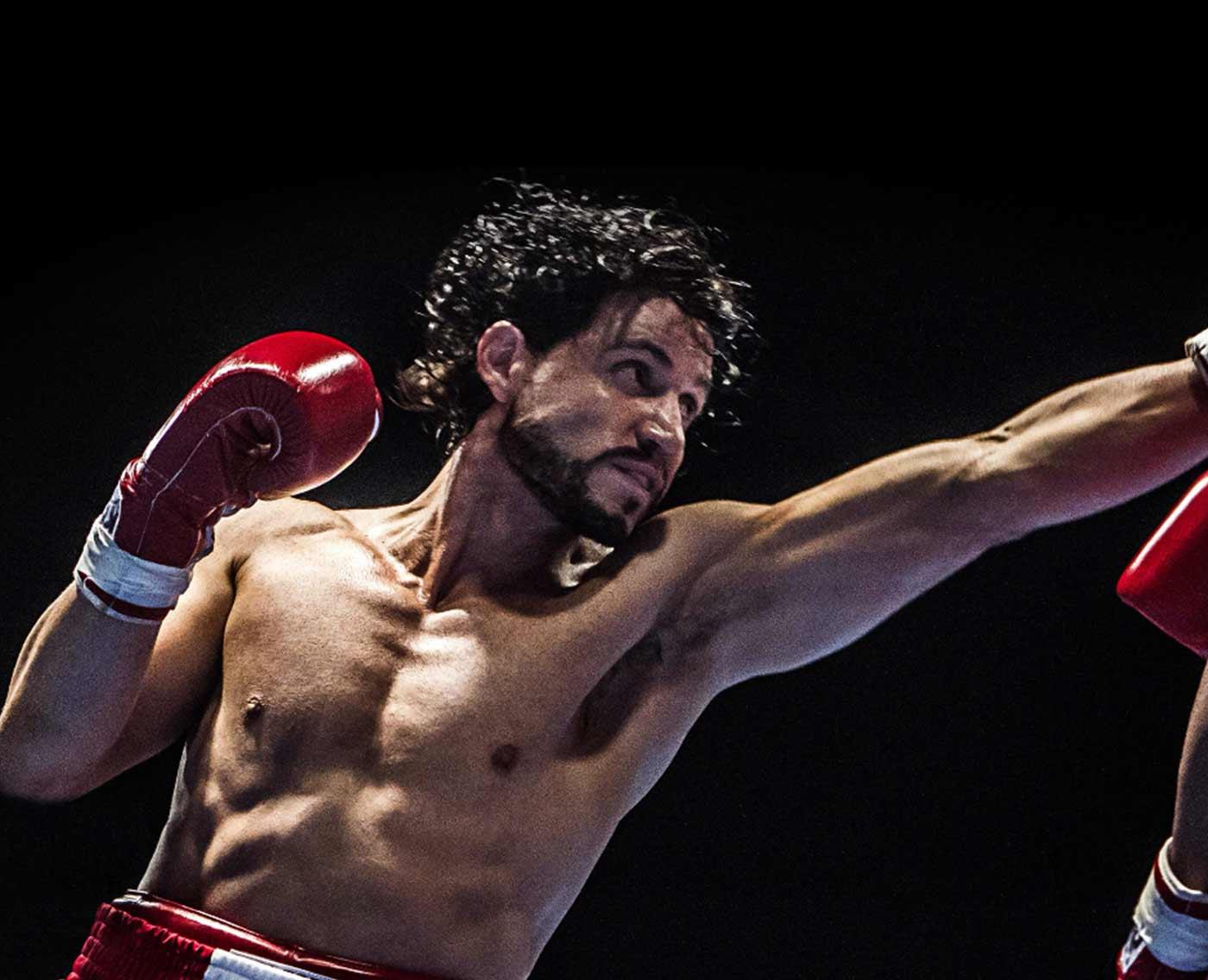 Check out the movie photos of 'Hands of Stone'