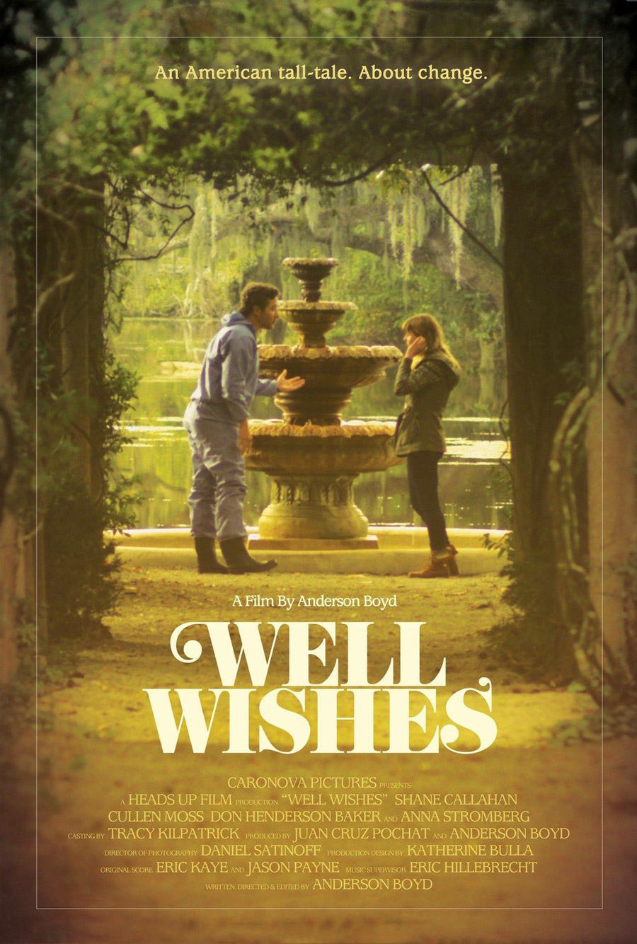 Well Wishes poster art
