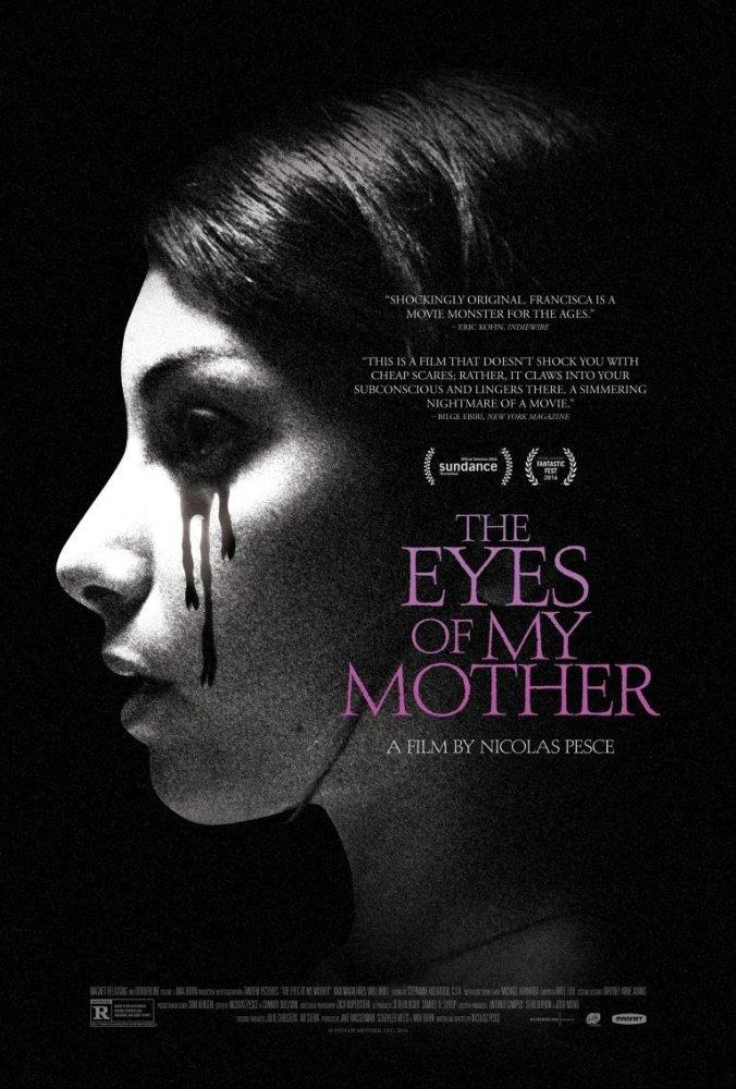 The Eyes of My Mother poster art