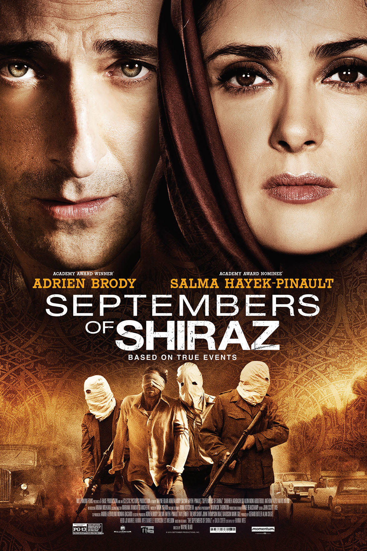 Septembers of Shiraz poster