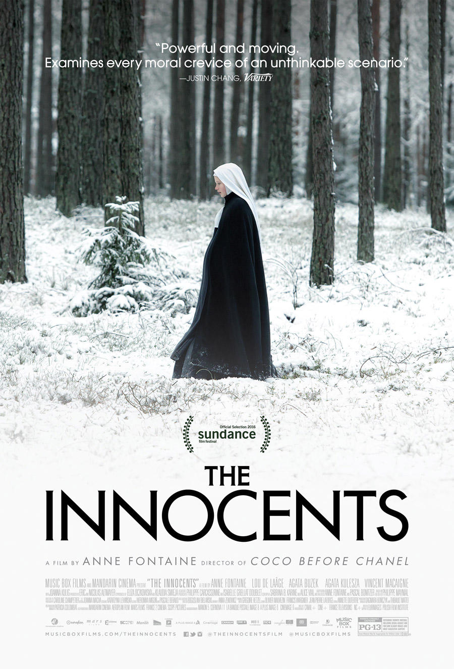 The Innocents poster art