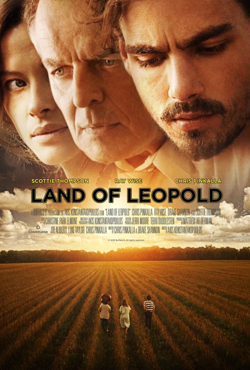 Land of Leopold poster art