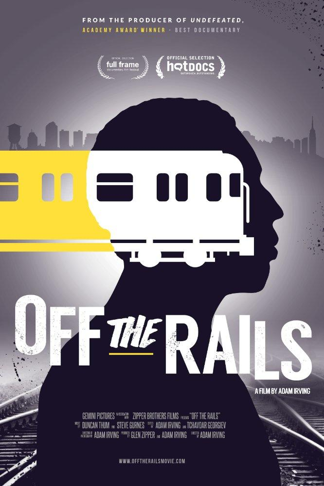Off The Rails poster art