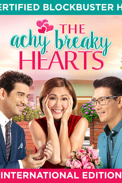The Achy Breaky Hearts poster