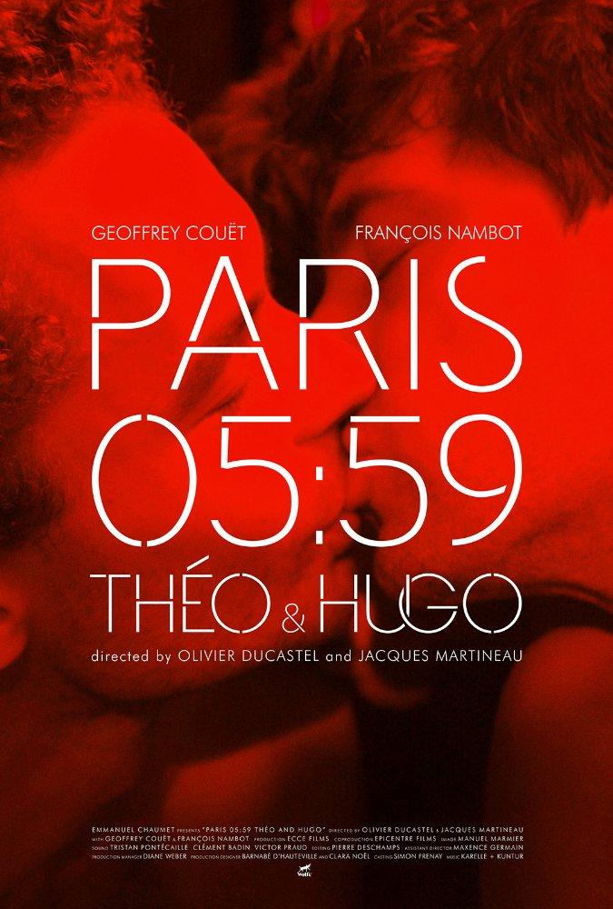Paris 05:59: Theo & Hugo poster art
