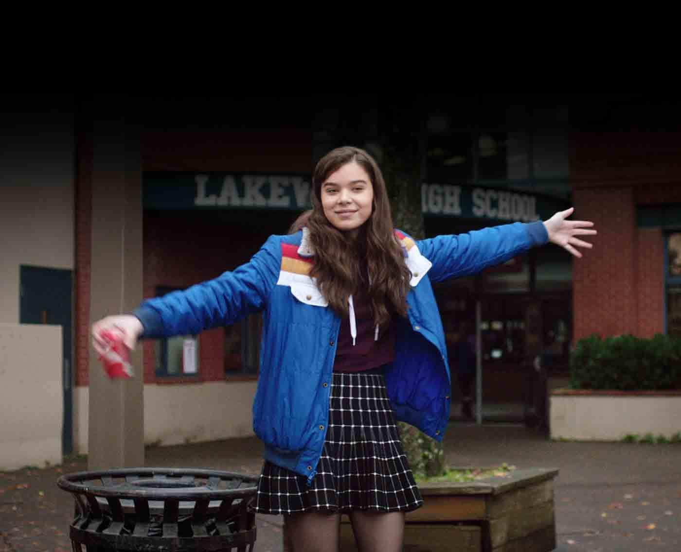 Check out the movie photos of 'The Edge of Seventeen'