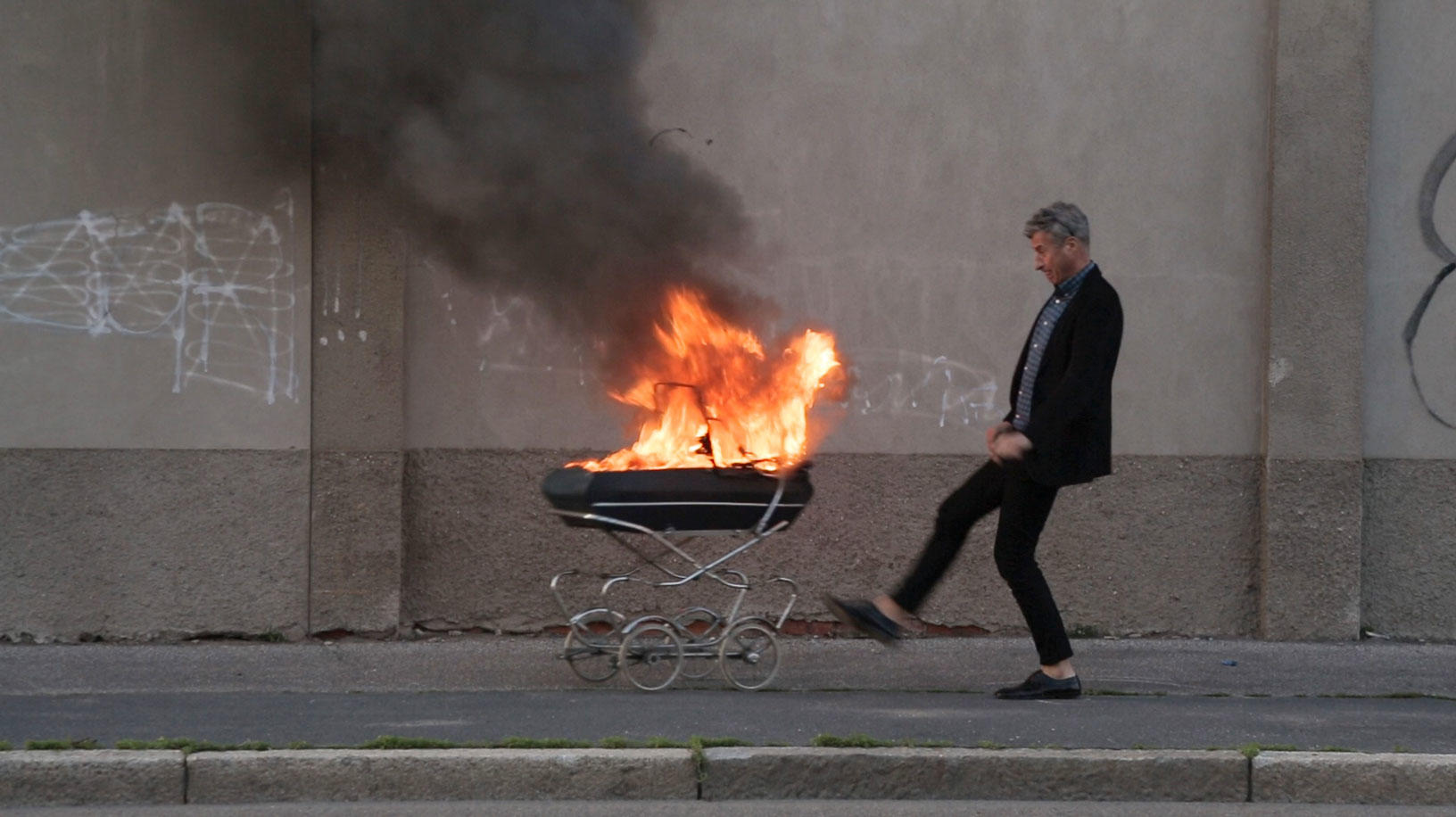 Check out the movie photos of 'Maurizio Cattelan: Be Right Back'