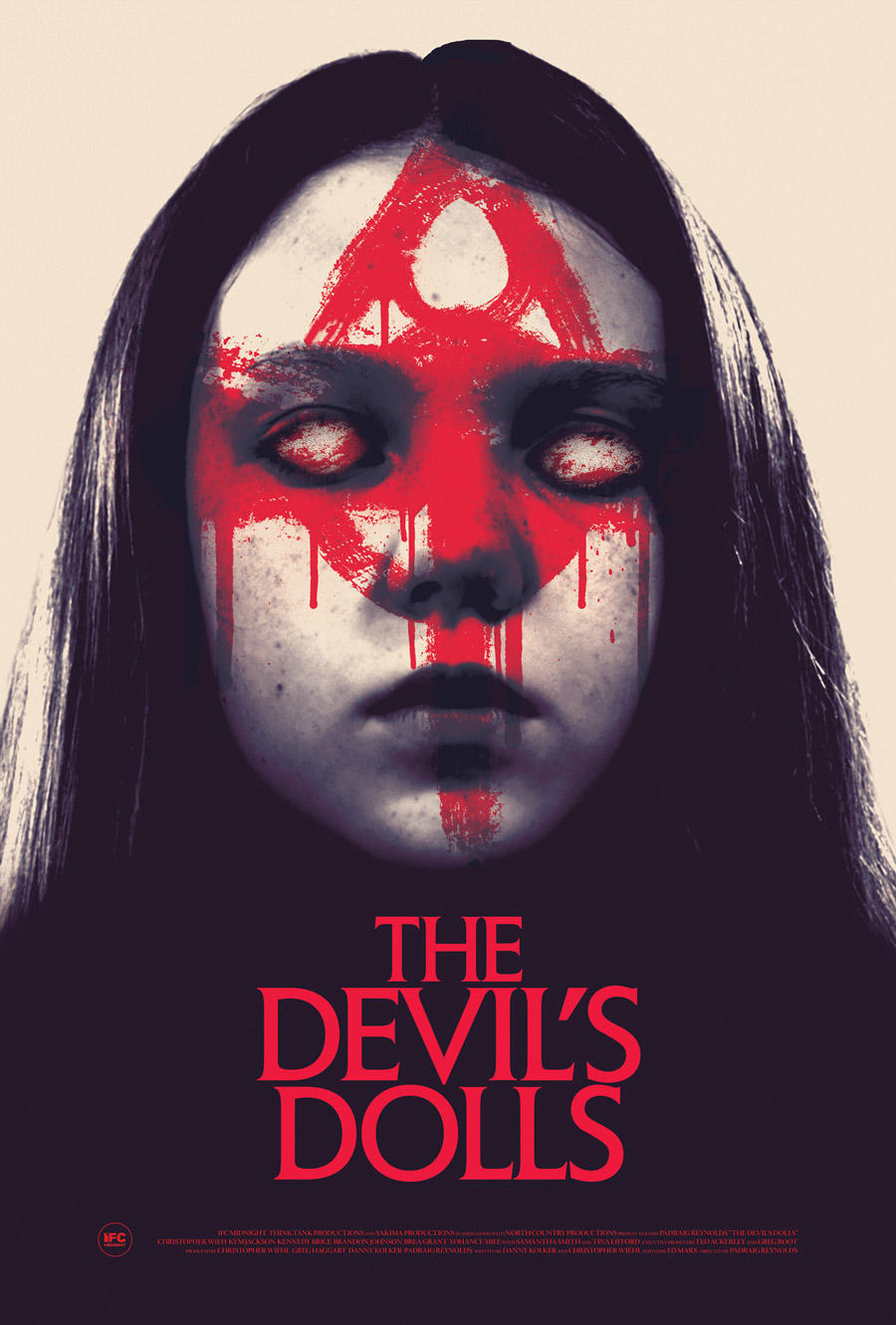 The Devil's Dolls poster art