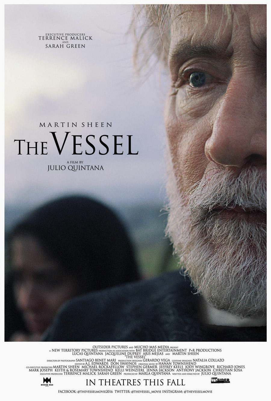 The Vessel poster art