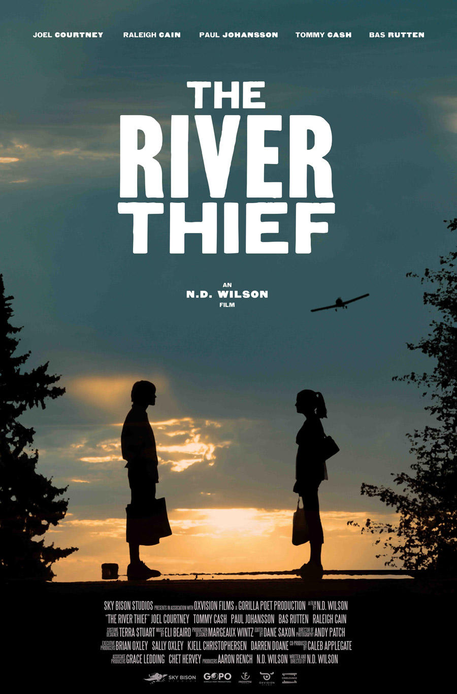 The River Thief poster art