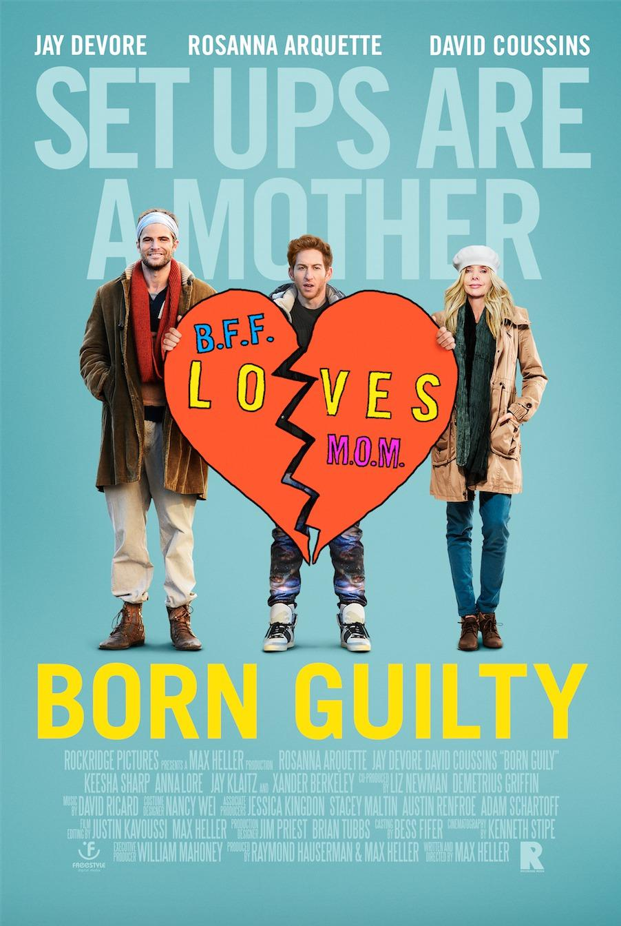 Born Guilty poster art