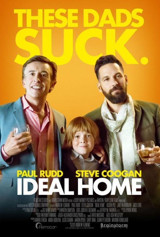 Ideal Home poster art