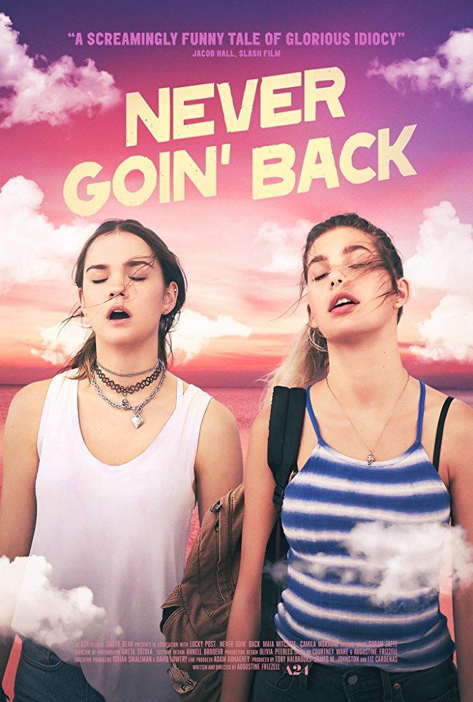 Never Goin Back