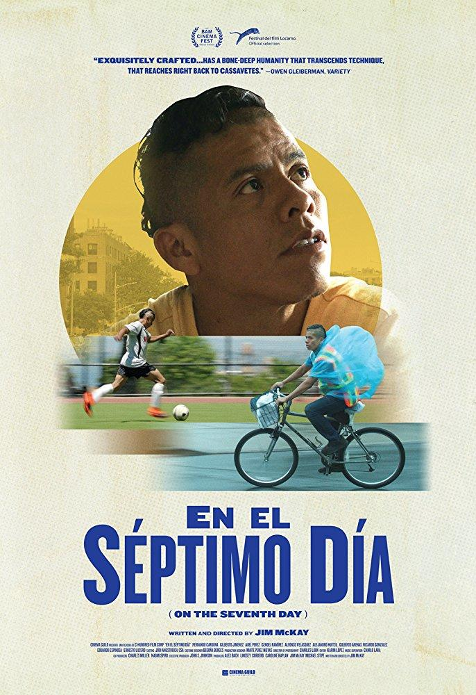 On The Seventh Day poster art
