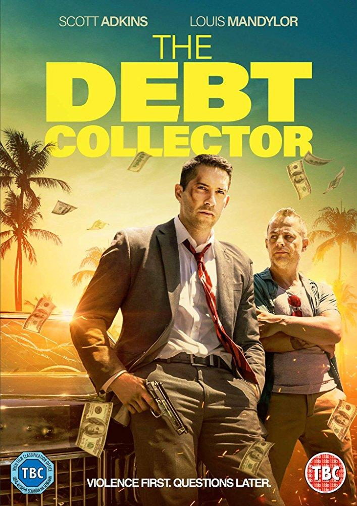 The Debt Collector poster art