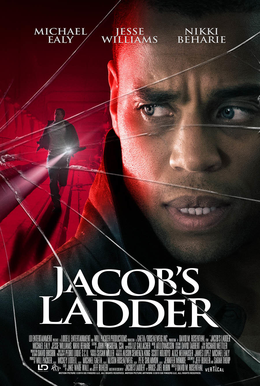 Jacob's Ladder poster art