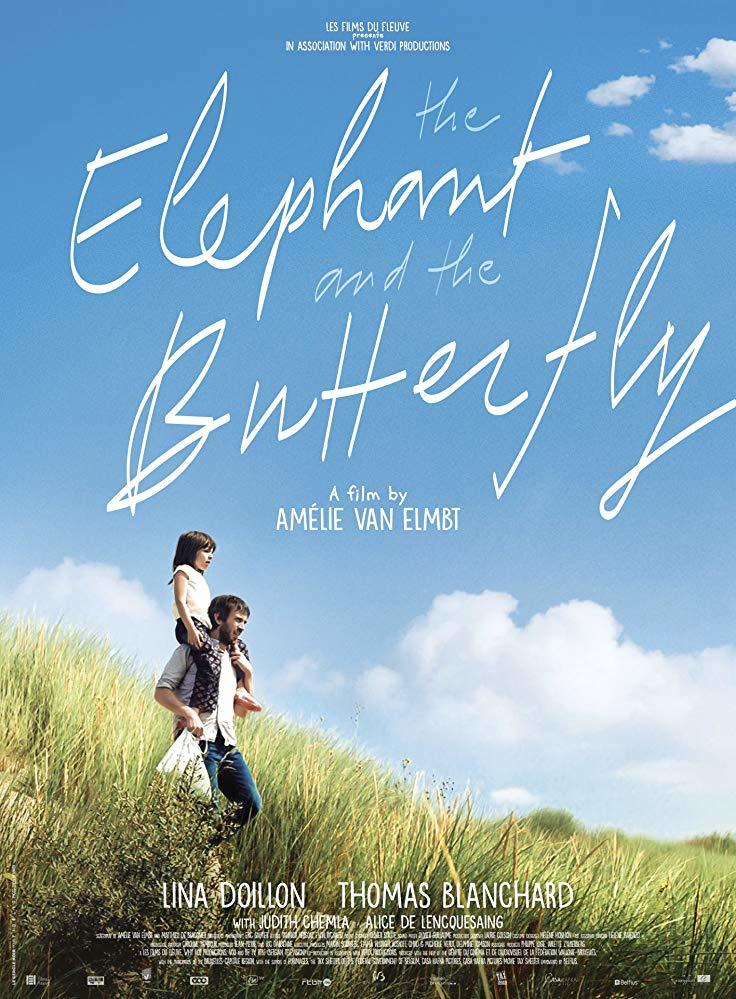 The Elephant and the Butterfly poster art